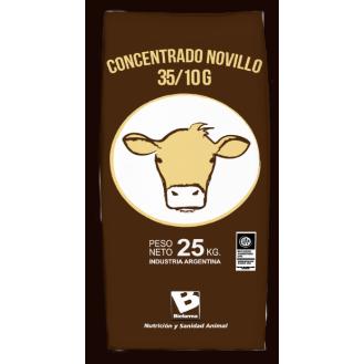 Concentrado Novillo 35/10 G - Biofarma