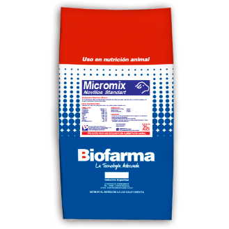Micromix Novillos - Biofarma