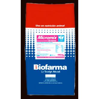 Micromix Terneros - Biofarma