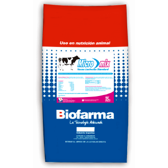 Micromix vacas Lecheras Standart - Biofarma