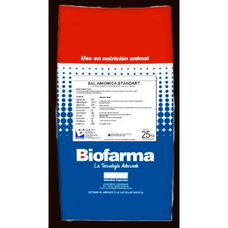 Sal Aniónica Estándar - Biofarma