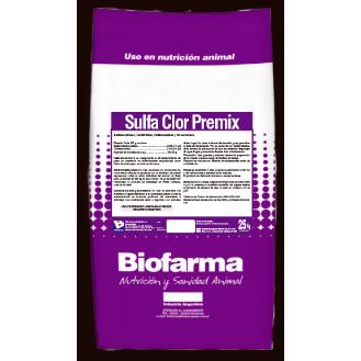 Sulfa Clor Premix - Biofarma