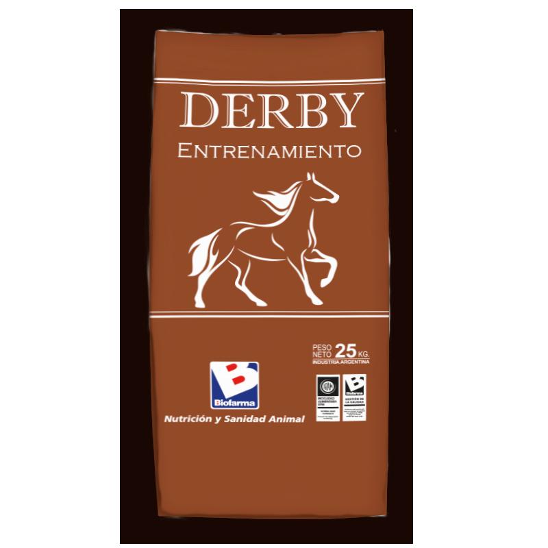 Derby Entrenamiento - Biofarma