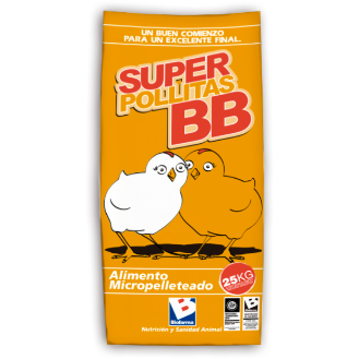 Súper Pollitas BB - Biofarma