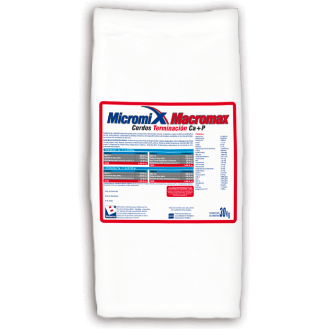 Micromix Macromax Cerdos Terminación Ca+P - Biofarma