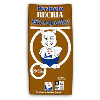 Perfecto Recría Micropellet - Biofarma
